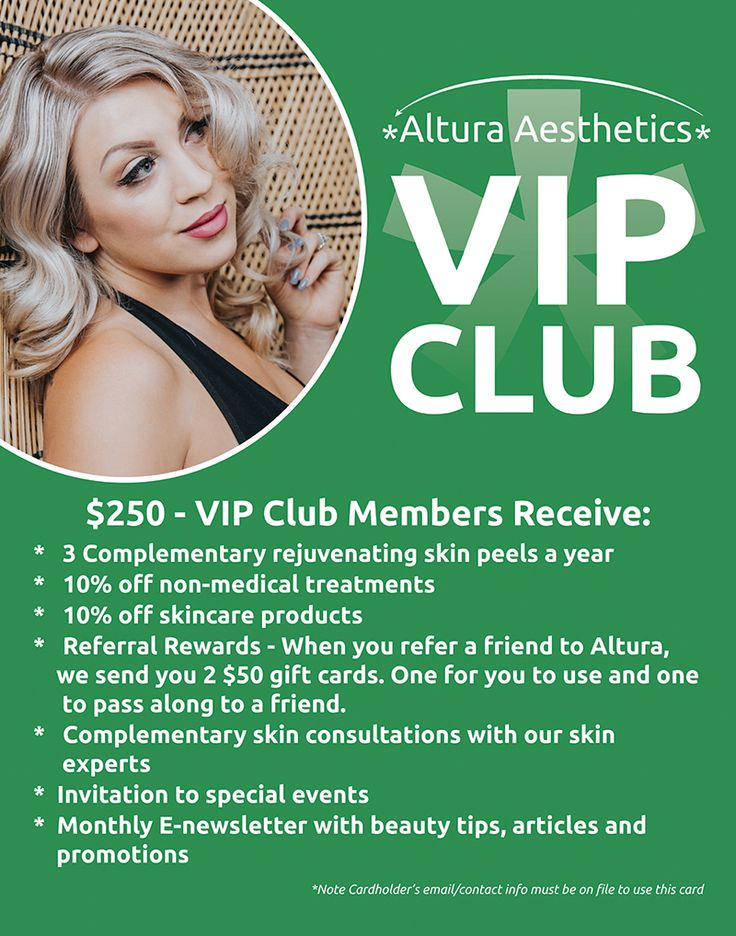 We've launched our VIP Club! $250 gets you all kinds of deals on our services. Call  403-814-9780 for more info on how you can sign up today.