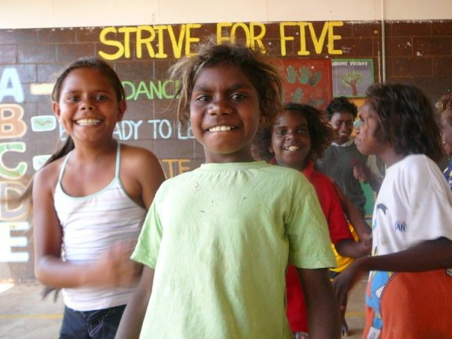 Youth Program More than half of Aboriginal and Torres Strait Islander people are under 30. So we believe the most critical investment we can make is in the lives of the young.