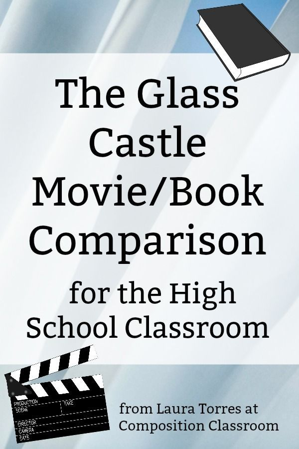 The Glass Castle movie is a winner for a book/movie analysis. Read about it here