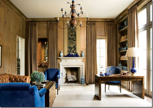 interior decorator atlanta home office. perfect pitch architect d stanley dixon and designer betty burgess team up to create a winning design for atlanta brave derek lowe interior decorator home office