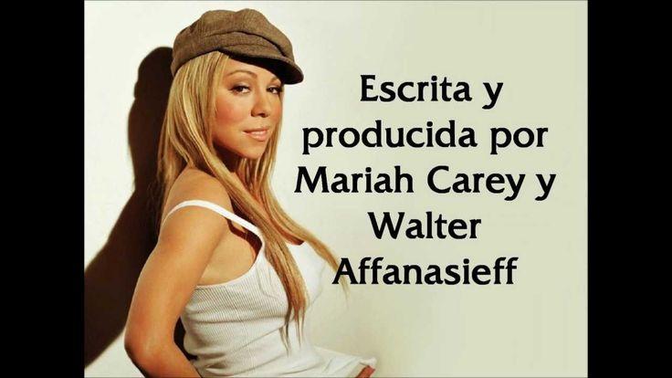 Mariah Carey - Mi Todo (Con Letra)