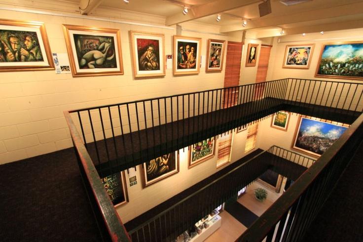 Pro Hart Gallery, Broken Hill NSW AUSTRALIA BEAUTIFUL