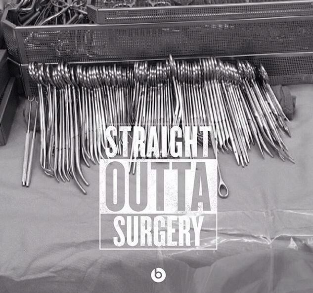 #scrublife #surgery