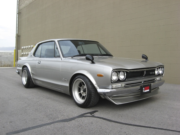1972 Nissan Skyline Fast Five 1115 Newsmov
