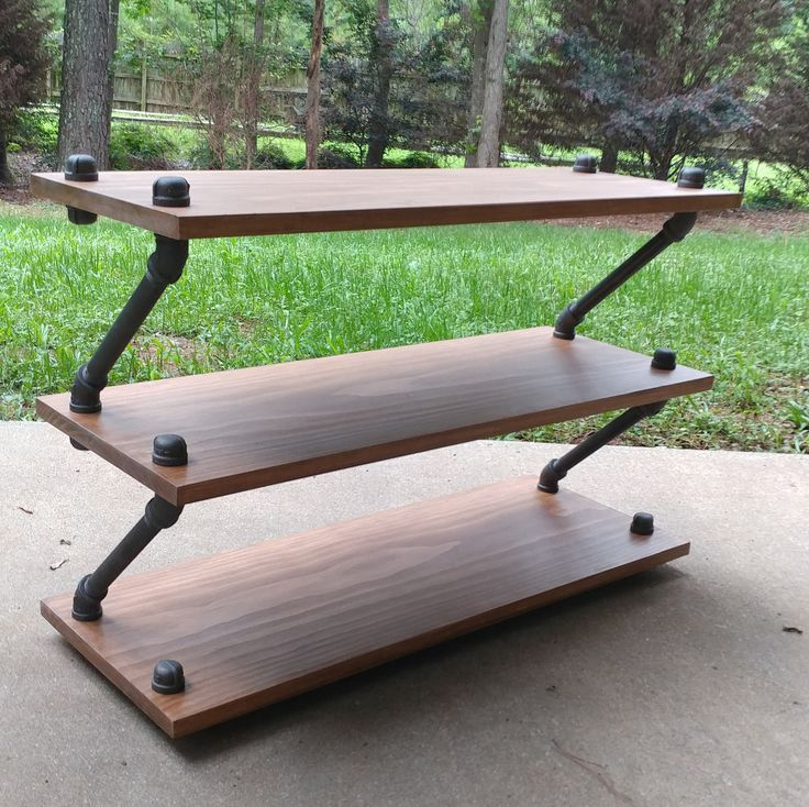 Handmade Shoe Stand / Book Shelves / Display Stand