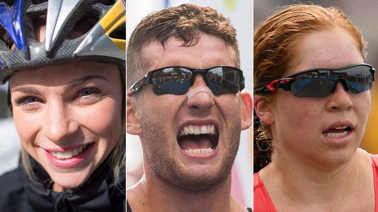 Triathlon trio Brault, Sweetland, Yorke retiring from ITU circuit Each represented Canada at 2016 Rio Olympics