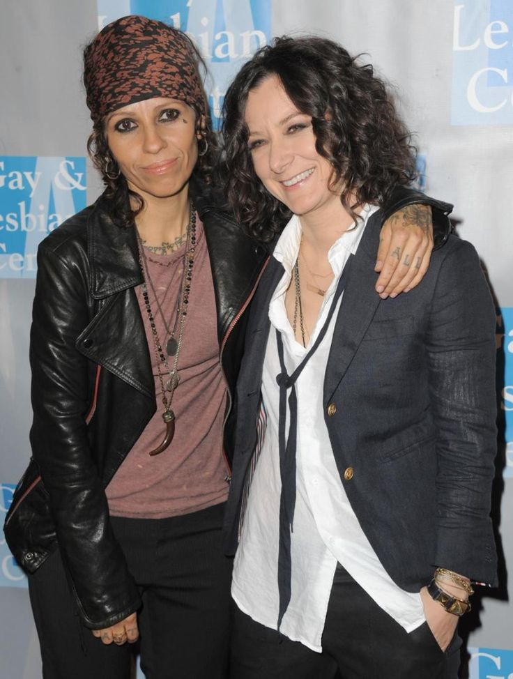 Sara Gilbert previously dated Allison Adler, her TV producer, for ten years from 2001 until 2011. They even had two children together. Unfortunately, the pair decided to split. Lucky for Linda Perry, her and Sara Gilbert got engaged and married in 2014. The two also had a son the following year. Linda Perry has found success in her own right as a songwriter and producer. And yes, she is related to that other famous rock star with the last name Perry.