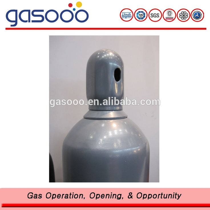 ISO9809 40L 150bar High Pressure Hydrogen Gas Cylinder For Sale