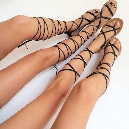 roman sandals, fashion, TheyAllHateUs | Page 21