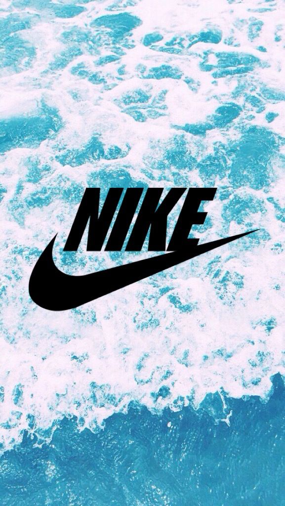 Nike Wallpaper For iPhone HD Wallpapers For iPhone × Blue