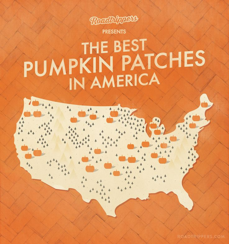 Happy Fall Y'all! America's best pumpkin patches and apple orchards | Road Trip - Discover Your America with Roadtrippers