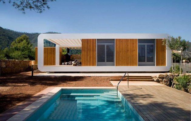 maison-prefabriquee-contemporaine-bois