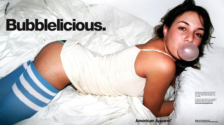 A brief history of American Apparel | Dazed