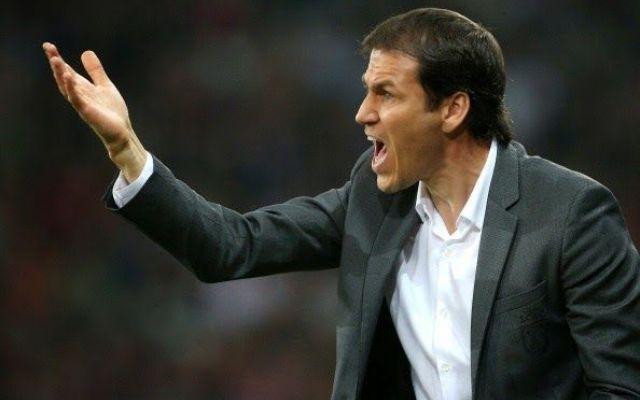 Roma: Rudi Garcia stiglia la squadra #calcio #rudigarica #roma