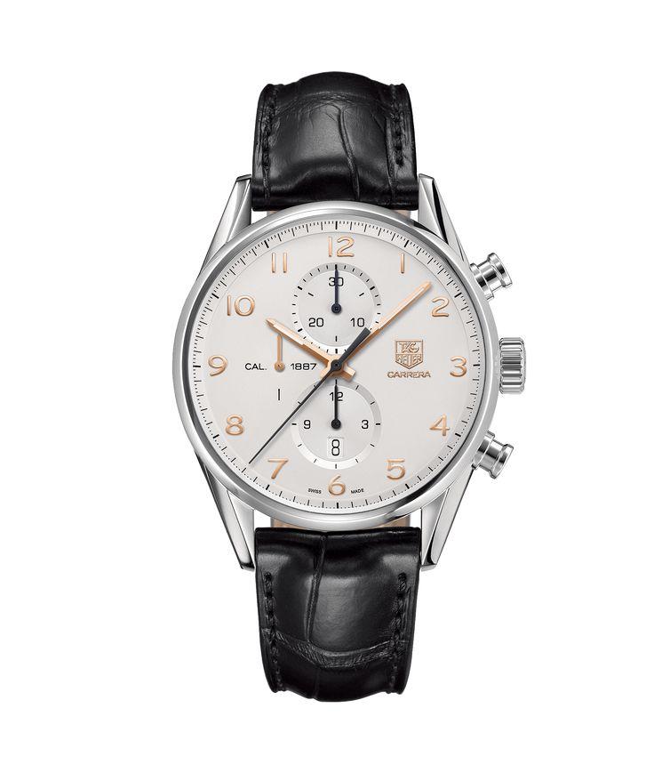 TAG Heuer Carrera Calibre 1887 100 M - 43 mm CAR2012.FC6235 TAG Heuer watch price