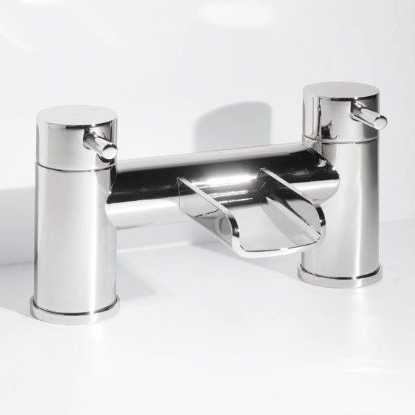 Linn Waterfall Bath Filler | Waterfall Bathroom Taps | Better Bathrooms
