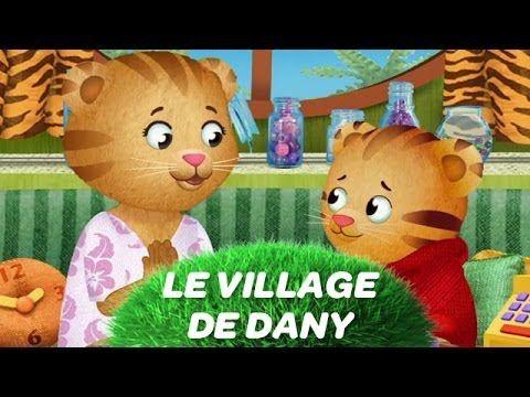 """LE VILLAGE DE DANY - Dessin animé - Episode """"Je t'aime maman"""" - YouTube"""