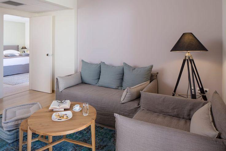 Presidential Suite on #CivitelAttik! #CivitelHotel #Athens #AthensHotels