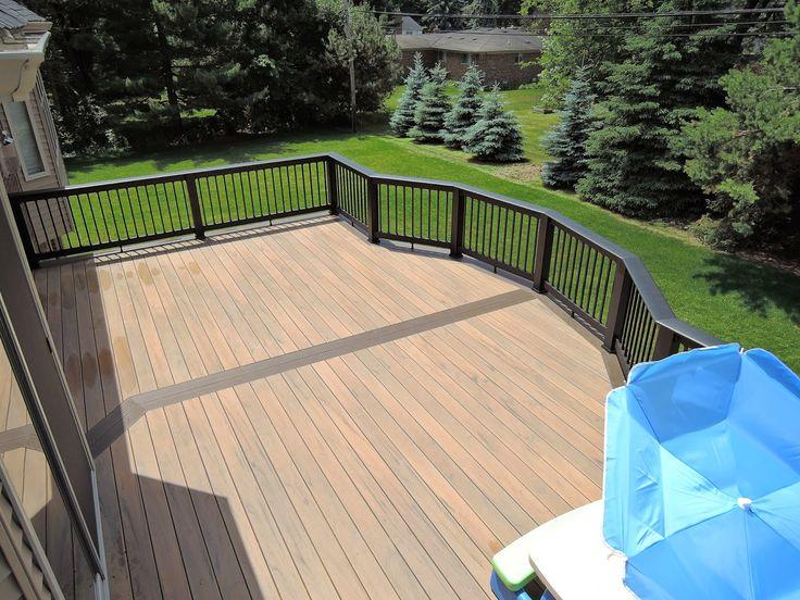 Decking Can Be Broken Up Decoratively. Outdoor Living · Deck StorageStorage  IdeasOutdoor ...