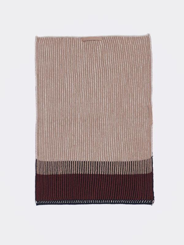 Akin Knitted Kitchen Towel - Rose 3