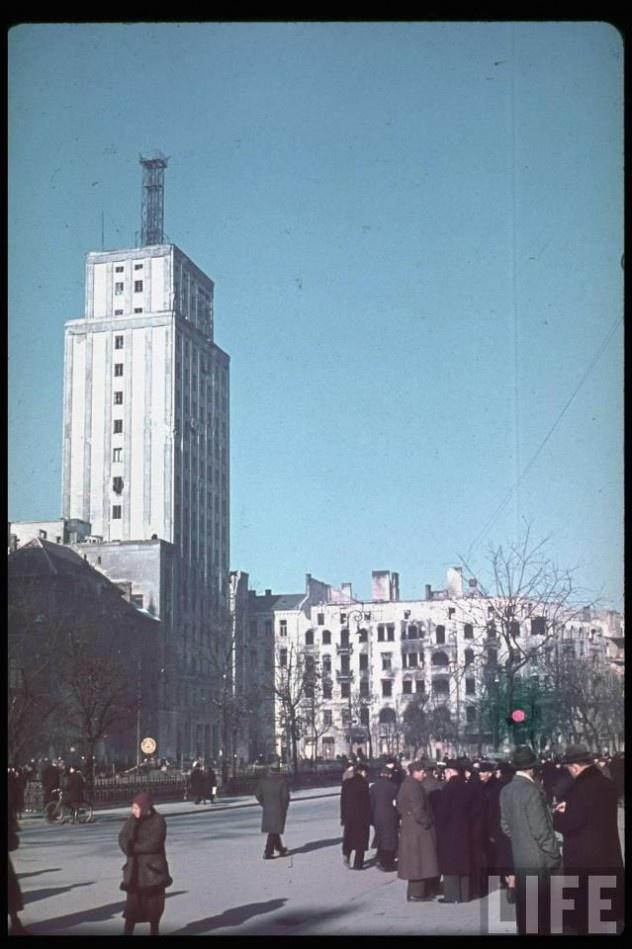 Plac Napoleona 1939