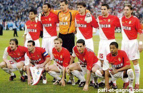 Monaco saison 2003/2004, une équipe magique