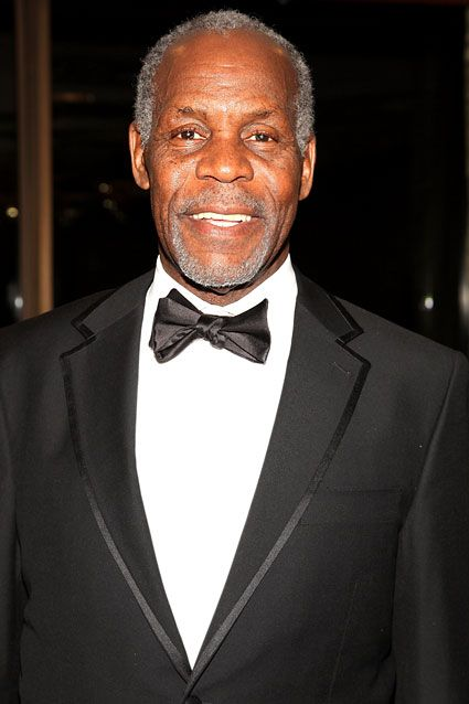 Danny Glover    In 2010, the Lethal Weapon actor came out publicly in support of California's pro-marijuana legalization propostion, Prop. 19.