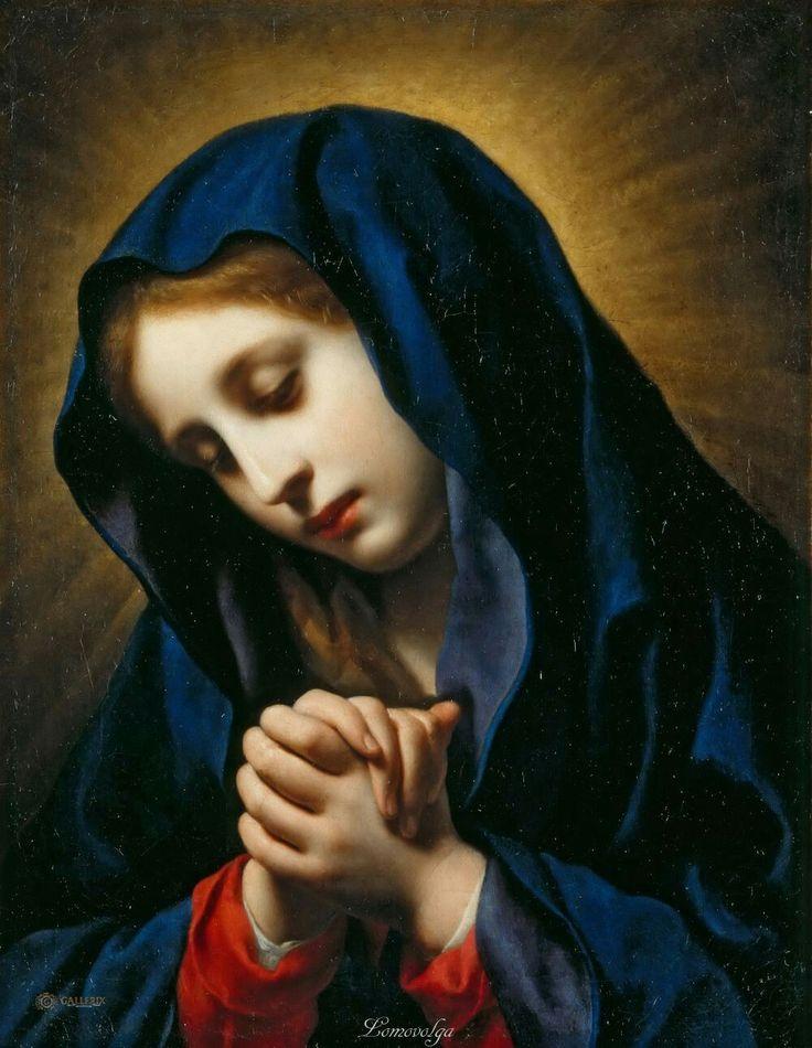 Дольчи, Карло (Флоренция 1616-1686) Мадонна Благовещения Лувр