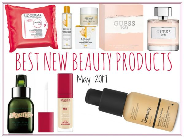 Best New Beauty  May 2017 Beauty Best New Beauty Brushes & Tools Cosmetics Fragrance Hair Popular Skincare Adore Beauty ASOS Australia Beautylish Bergdorf Goodman Bloomingdale's Blue Mercury Boots Concealer Cruelty-Free David Jones Dry Shampoo Eau de Toilette Escentual Face Cleanser Face Moisturiser Facial Wipes Feel Unique Foundation Hair Styling Haircare Harvey Nichols Healthy Mix iHerb John Lewis Make-Up Makeup Remover Makeup Sponge Marks & Spencer Mecca Cosmetica Neiman Marcus…