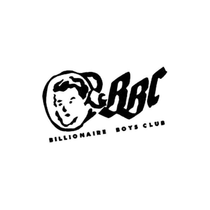 Billionaire Boys Club Vinyl Decal  BallzBeatz . com