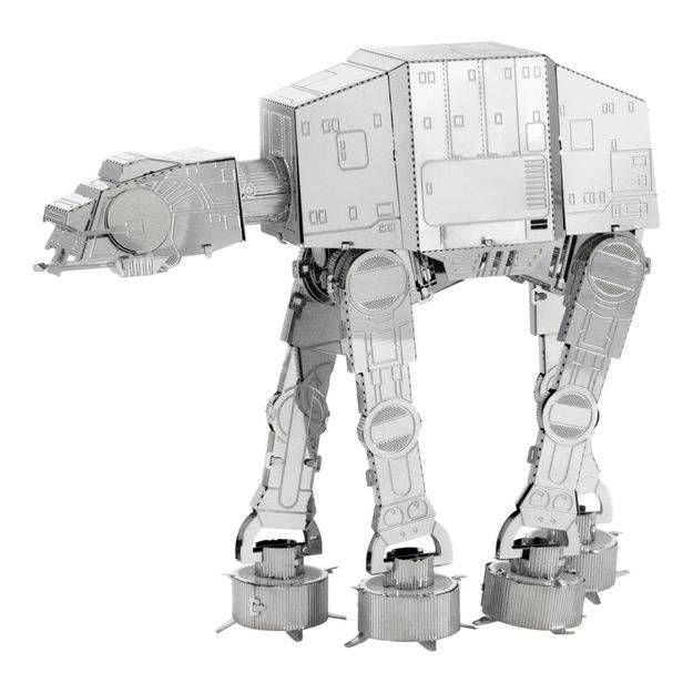Fascinations 252 Star Wars AT-AT Metal Earth 3D Metal Model Kit
