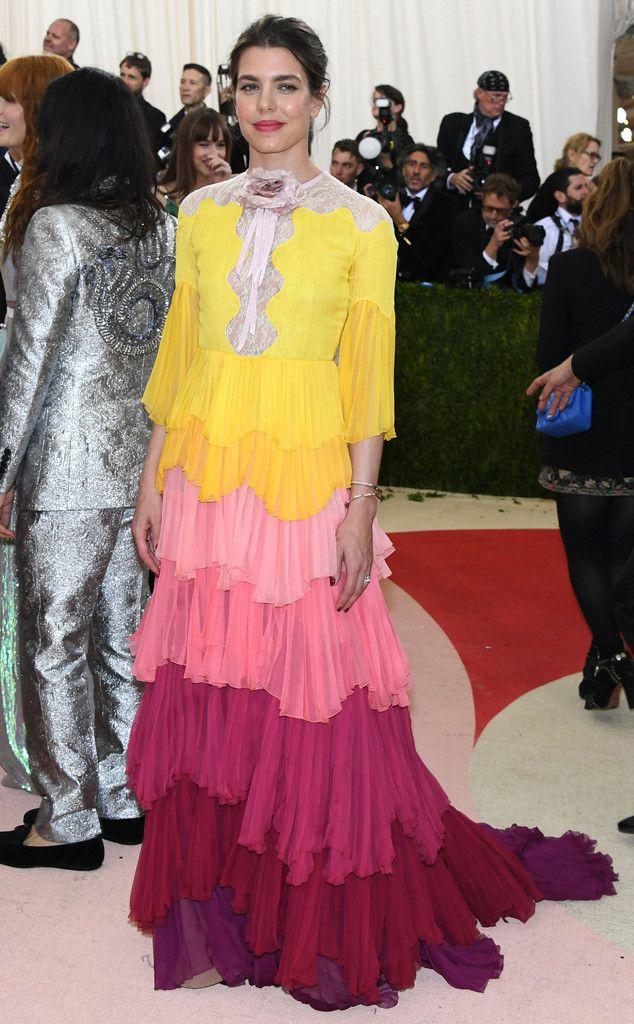 Princess Charlotte Casiraghi from Met Gala 2016: Red Carpet Arrivals | E! Online