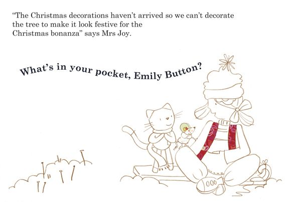 Welcome to this year's count down to Christmas, Emily Button has Fun in the Snow is a lovely new book for you to print off and colour in. Have fun! Page 17, Day 14.  http://www.emilybutton.co.uk/News/
