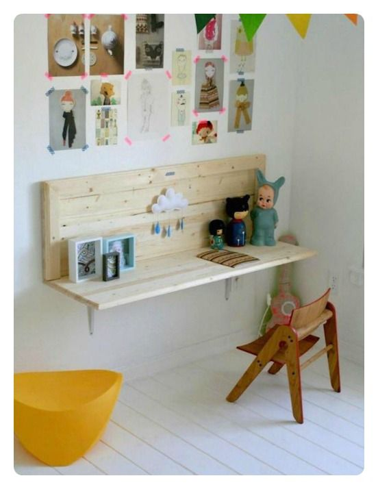 Cute 'n Quirky Projects For Kids Spaces