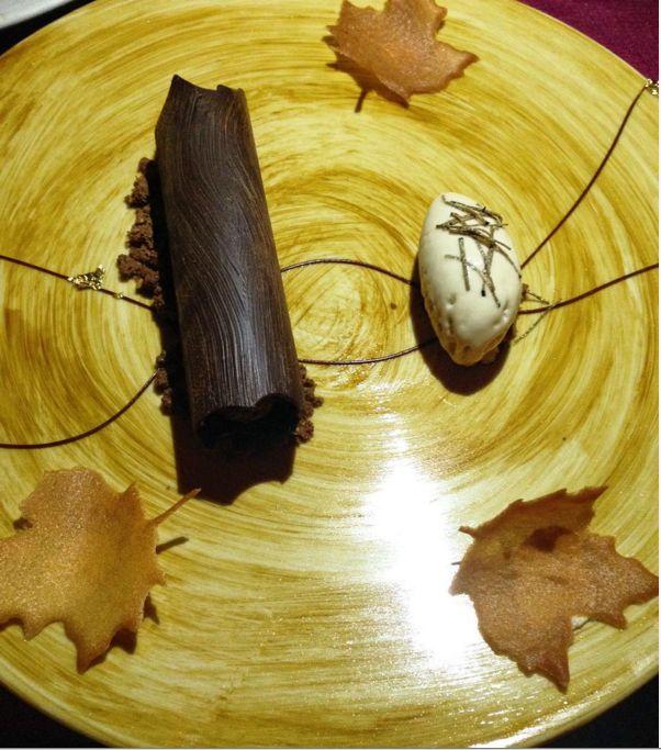 Autumn: chestnut, chocolate, truffles. #Qzine #magazine #gastronomy #pastry www.qzine.gr