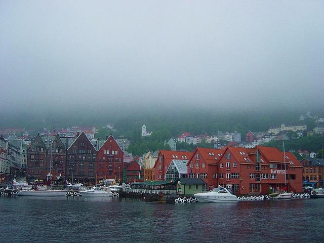 Norway, Bergen by monstertje77, via Flickr