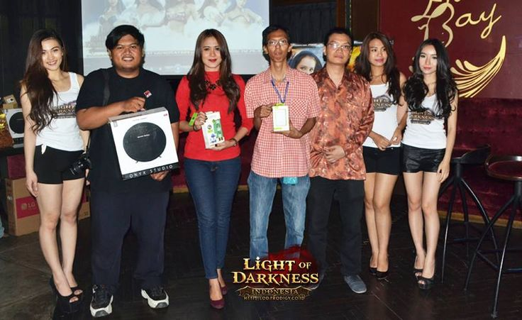 Light of Darkness Indonesia : Which side are you ?