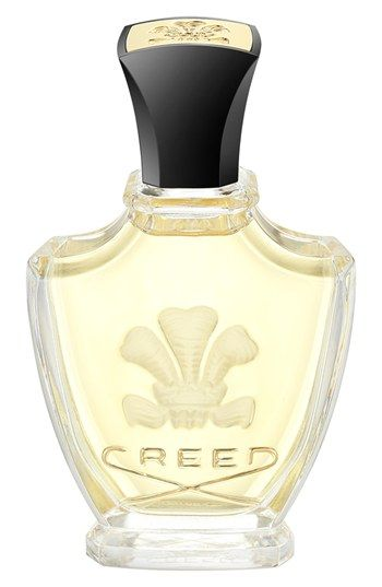 Creed 'Jasmin Imperatrice Eugenie' Fragrance available at #Nordstrom $290.00 Item #998250   Jasmin Imperatrice Eugenie by Creed was originally commissioned by Emperor Napoleon III for his wife Empress Eugenie. The rich, floral fragrance features notes of bergamot, Bulgarian rose, vanilla and sandalwood.  Notes:  - Top: bergamot.  - Middle: Bulgarian rose, ambergris, Italian jasmine. - Base: vanilla, sandalwood. 2.5 oz. By Creed.