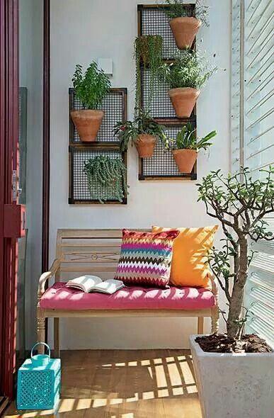 NuBuiten Tip // Maak gebruik van de hoogte en de breedte van je balkon!