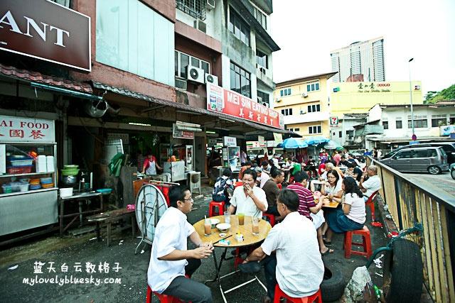 美新茶餐室 @ Medan Imbi, KL.