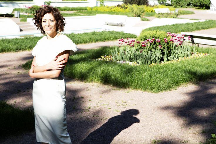 Ekaterina Volkova for HELLO! magazine Photo: Ilya Vartanyan Producer: Olga Zakatova Style: Alisa Boha