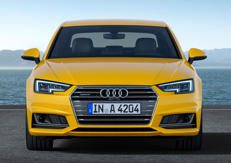 Audi A4 2.0 TFSI quattro S line (B9) '2015