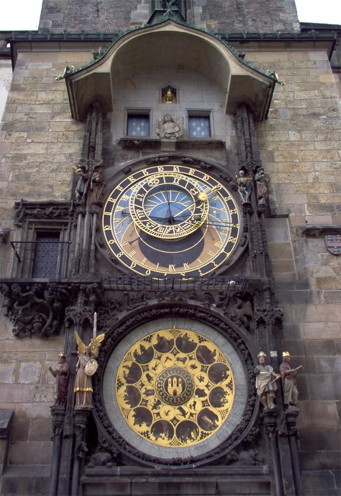 Prague Astronomy Clock
