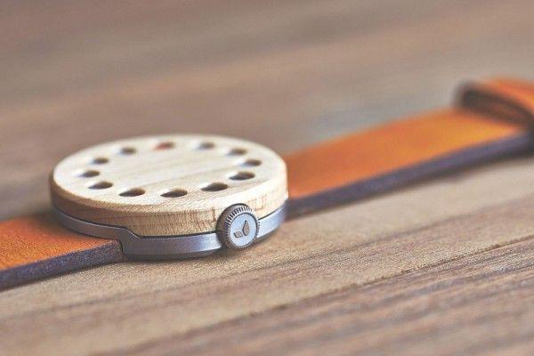 Grovemade Wood Watch