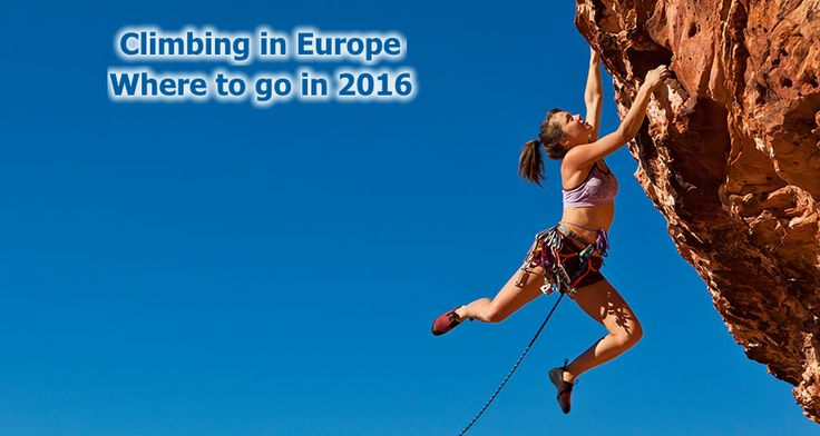 Europe has numerous places for climbing and you can enjoy it in many countries in which Spain, Switzerland, England, Greece and Sardinia are included....