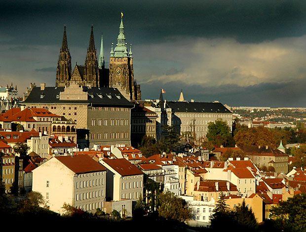 Pražský hrad/Prague Castle, Praha/Prague, Czech republic