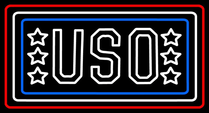 #customneonsign #usologo #usoneonsign