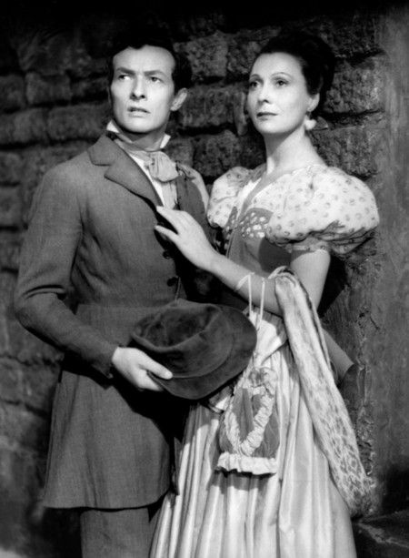 Arletty and Jean-Louis Barrault