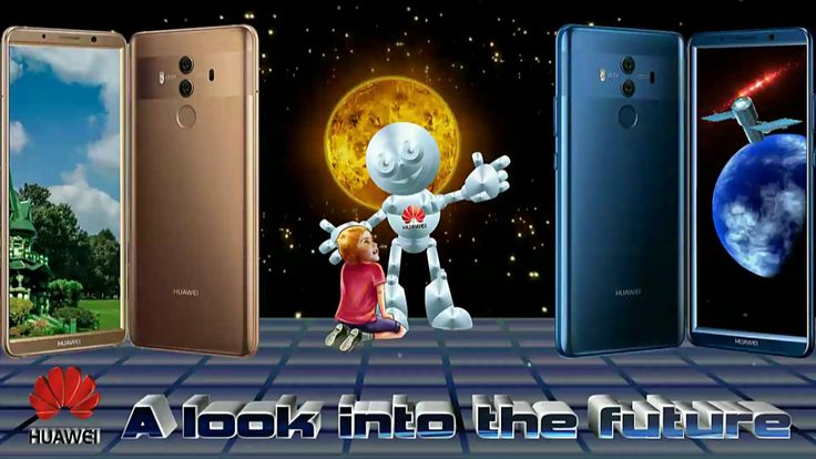 #HuaweiCreative - A look into the future