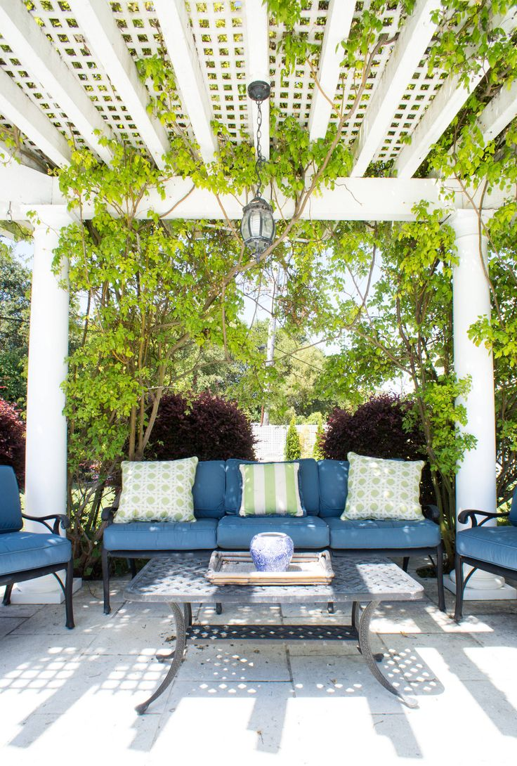 Best 25+ Lattice Patio Ideas On Pinterest | Privacy Ideas For Deck, Lattices  And Pergola Decorations